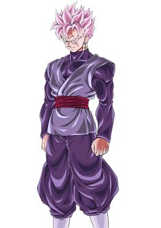 Futrue Gohan Black SSR - DBXV2 [COLOR-1] by Thanachote-Nick on @DeviantArt