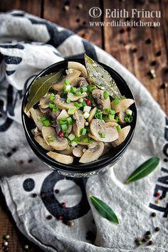APERITIV CU GOGOSARI PENTRU IARNA - Edith's Kitchen Quick Meals, Edith's Kitchen, Potato Salad, Low Carb, Beef, Healthy Recipes, Vegan, Vegetables, Ethnic Recipes