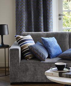 Soho Ddecor Designinpsiration Couch Fabric Design Art Cushion Homedecor Interior