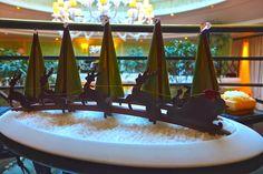 Travel: an enchanting gourmet Christmas at the Shangri-La Hotel, Paris | The Parisian Eye