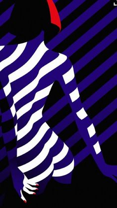 Catchy colour combination. Simple colour schemes always give stronger impact.