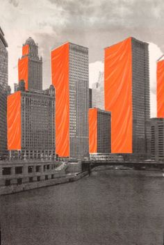Lesson Plan: Christo and Jeanne Claude - Gr. 11 by Renee Monteiro-Bernard, via Behance