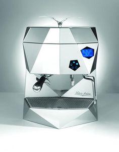 THERESIA Espresso Coffee Machine for VICTORIA ARDUINO | FUKSAS Beautiful Design.