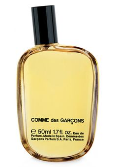 Original Eau de Parfum by Comme des Garcons, at Luckyscent. Hard-to-find fragrances, niche brand perfumes,  and other under-the-radar luxuries.