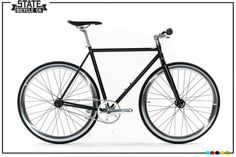 State bicycle co. matte black 2.0 riser bar