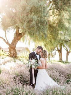 An Organic Wedding a