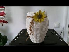 Alte Vase wieder Neu - YouTube