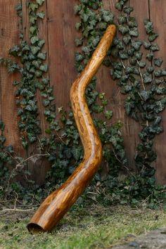 Acacia Didgeridoo tuned in Fis by SARAYJAKUB on Etsy