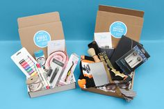 Refer your friends to Massdrop and receive a gift box full of Massdrop's most popular products. https:/www.massdrop.com/invite