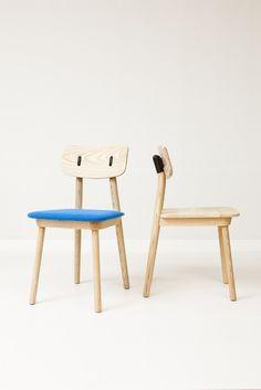Clip Chair by De Vorm