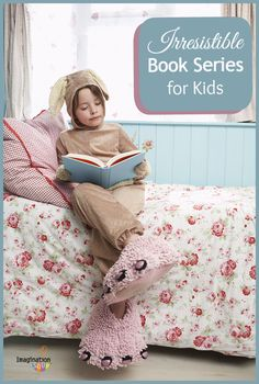 Irresistible Book Series for Kids - Imagination Soup Imagination Soup Fun Learning and Play Activities for Kids Kids Reading, Teaching Reading, Teaching Kids, Books For Boys, Childrens Books, Good Books, My Books, Popular Book Series, Book Suggestions