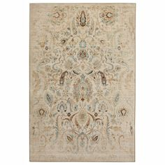 A165 Taupe Serenity Sentiment Rug