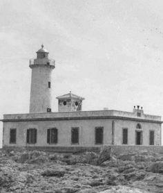 Faro de Artrutx antic