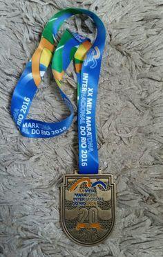XX Meia Maratona Internacional do RJ 2016