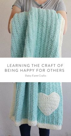 Learning the Craft of Being Happy for Others