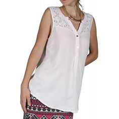Bluza Dama ONLY Stefen Lace Top Tops, Women, Fashion, Moda, Fashion Styles, Fashion Illustrations, Woman