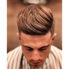 39 Best Men's Haircuts For 2016 ❤ liked on Polyvore featuring men's fashion
