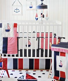 Hmm keeping with Logan's theme, maybe the new baby will enjoy a new bed set :)