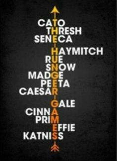 The Hunger Games - I love them all