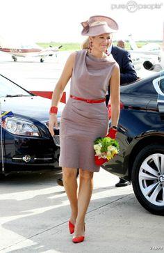 Reine Maxima 1 nov. 2011