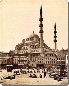 """Eminönü,İstanbul,1870..."""