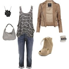 Fun going out outfit.