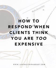 If you've been in the industry for any amount of time, you've heard this  objection from clients before. Your first reaction as a designer would be  to get offended, but sometimes, clients think this way because of  preconceived notions about the industry and the value of your services.  Before