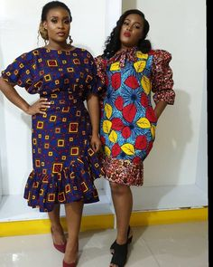 25 PHOTOS - Ankara Dresses For Valentine / Val's Day Outfits 2020