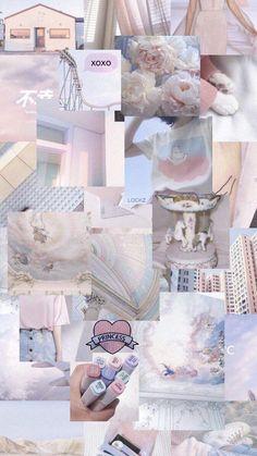 New Vintage Aesthetic Wallpaper Pastel Ideas Pastell Wallpaper, Pink Wallpaper Iphone, Iphone Background Wallpaper, Retro Wallpaper, Trendy Wallpaper, Blue Wallpapers, Pretty Wallpapers, Vintage Wallpapers, Macbook Wallpaper
