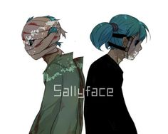 Read [Sorry, it's just my face] from the story Fotitos de Sally face~ by -ItsMoonlight (луна) with reads. Overwatch, Sally Face Game, Larry Johnson, Dibujos Cute, Fanart, Rpg Horror Games, Epic Art, Shall We Date, Yandere