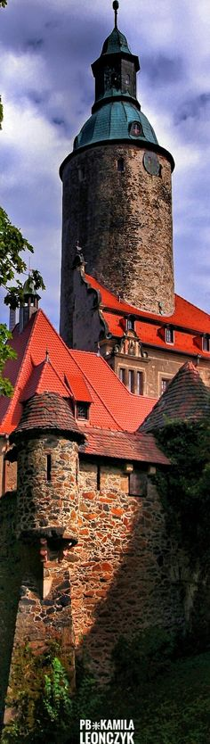 Czocha Castle is a defensive castle in the Czocha village (Gmina Lesna), in Lubań County, Lower Silesian Voivodeship (southwestern Poland). Its construction was ordered by Wenceslaus I of Bohemia, in the middle of the 13th century (1241–1247). The castle is located on the Lake Leśnia, near the Kwisa river, in what is now the Polish part of Upper Lusatia. Czocha castle was built on gneiss rock, and its oldest part is the keep, to which housing structures were later added