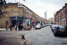 En guide til London for dig som vil drikke god kaffe og undgå Oxford Street.