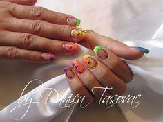 Goca... by danicadanica - Nail Art Gallery nailartgallery.nailsmag.com by Nails Magazine www.nailsmag.com #nailart