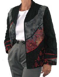 Topanga Jacket Pattern, Brensan Patterns