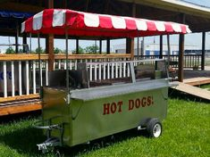All In One Food Carts - Home Food Trailer, Good Food, Awesome Food, Meals For One, Hot Dogs, All In One, Shave Ice, Food Carts, Trailers