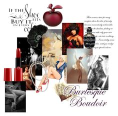 """""""burlesque"""" by quinitab on Polyvore featuring art"""