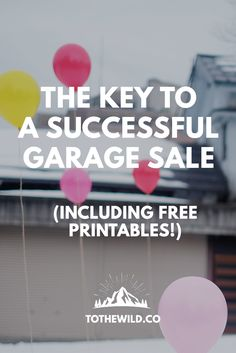 Three years ago, on my old lifestyle blog called Modernette.ca, I posted a set of downloadable garage sale resources that went viral. My original post was re-pinned over 10,000+ times, and is still highly ranked in Google Search results. The problem, however, is that Modernette.ca is now gone – including all of its content. Because …