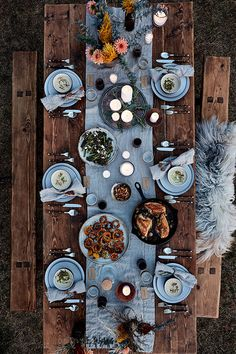 10 ways to decorate your table for Thanksgiving