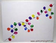 christmas thumbprint art - Bing Images