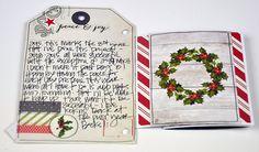 Document Your December - Day 1 - Scrapbook.com