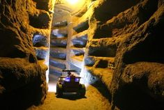 A Science Fiction Tale? A robot called Archaeologist |via`tko The Archaeology News Network