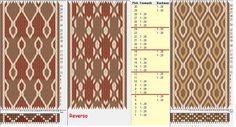 28 tarjetas, 3 colores,repite cada 6 movimientos // sed_881 diseñado en GTT༺❁