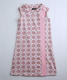Loving this Pink Aurora Sideline Dress - Toddler & Girls on #zulily! #zulilyfinds
