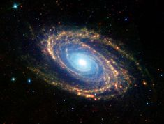 While looking back to a time soon after the Big Bang, astronomers have now been able to observ 'newborns' – early galaxies as they appeared nearly 13 billion years ago – spun like a whirlpool, similar to our own Milky Way, a new study shows. The research was based on observations of two small newborn galaxies, as they existed just 800 million years after the Big Bang