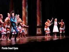 Opera gangnam style - Magic Flute 2013 - Florida Grand Opera