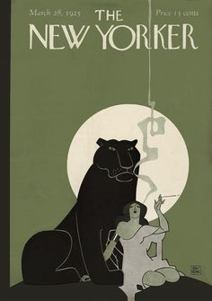 The New Yorker» for 1925.