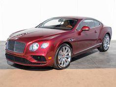 2016 Bentley Continental GT San Jose, CA SCBFT7ZAXGC059185