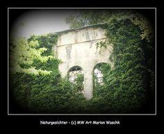 Naturgesichter, Foto, fotografie, fotobearbeitung, Digital Art, MW Art Marion Waschk, Bäume, Pflanzen, grün,