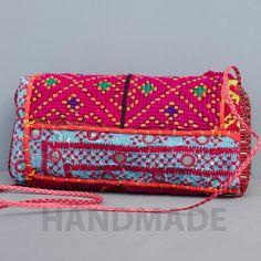 Banjara Clutch Tasche böhmische Vintage Clutch von JAIPURHANDMADE