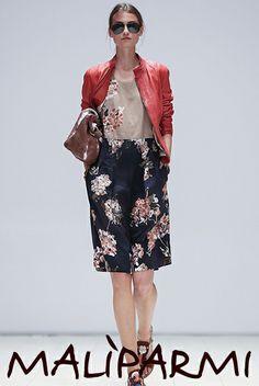 Aria di Primavera con Malìparmi Collezione PE 2014. #spring #summer #collection #style #fashion #ss2014 #shopping #moda #woman #malìparmi  http://bit.ly/1nqlSiD